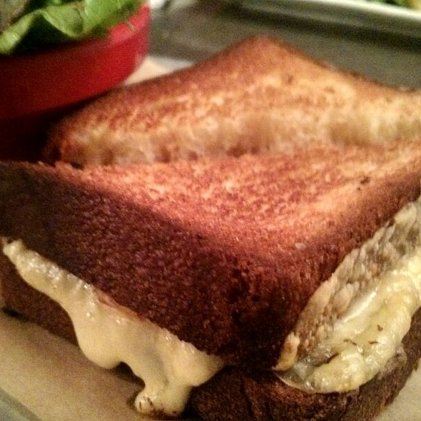 Grilled Cheese  - Mozzarella & Cheddar - Ha's Chinese, Astoria, NY