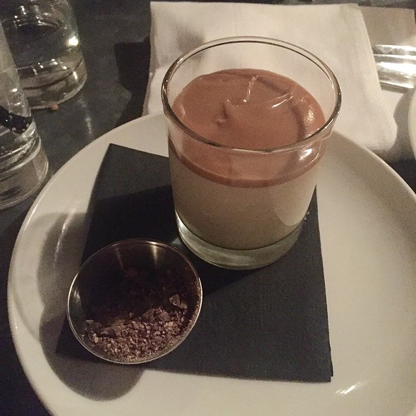 Butterscotch Budino. - Laurel Hardware, West Hollywood, CA