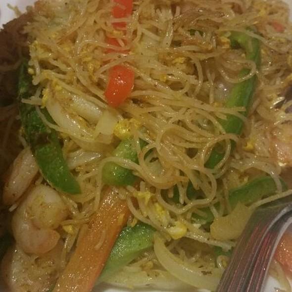 Singapore Noodles - Frank Fat's, Sacramento, CA