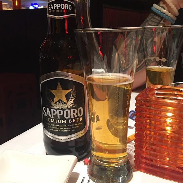 Sapporo Beer - Yusho - Monte Carlo, Las Vegas, NV