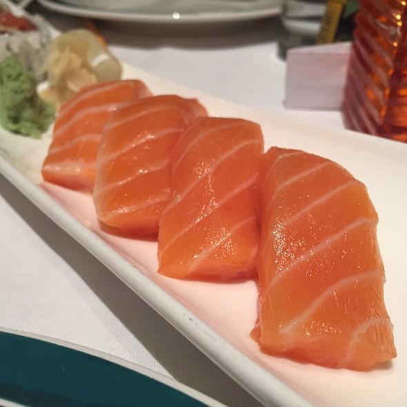 Salmon Nigiri - Yusho - Monte Carlo, Las Vegas, NV