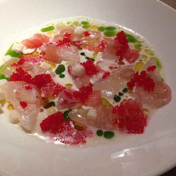 Sea Bream Ceviche - Vernick Food & Drink, Philadelphia, PA
