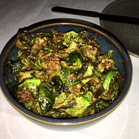 Brussel Sprout Chips - Park Tavern, San Francisco, CA