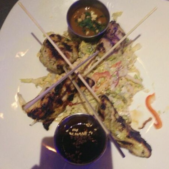 Chicken satay - Kona Grill - Baltimore, Baltimore, MD
