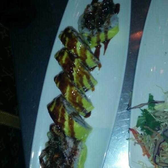 Crab Sushi - Kona Grill - Baltimore, Baltimore, MD