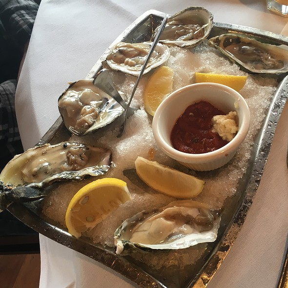 Oysters! - Rusty Scupper - Baltimore, Baltimore, MD