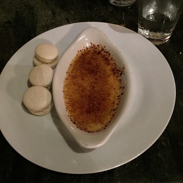 Crème brullée - Peche, Austin, TX