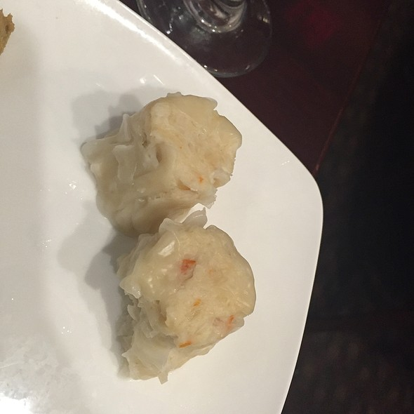 crab dumpling - Sushi of Gari - Upper East Side, New York, NY