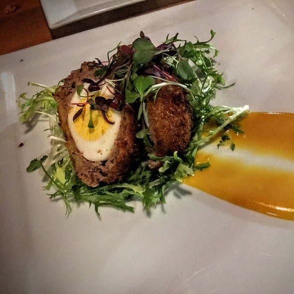 Scotch Egg - Chapter One: the modern local, Santa Ana, CA