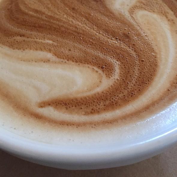 Latte - Mayfield Bakery & Cafe, Palo Alto, CA