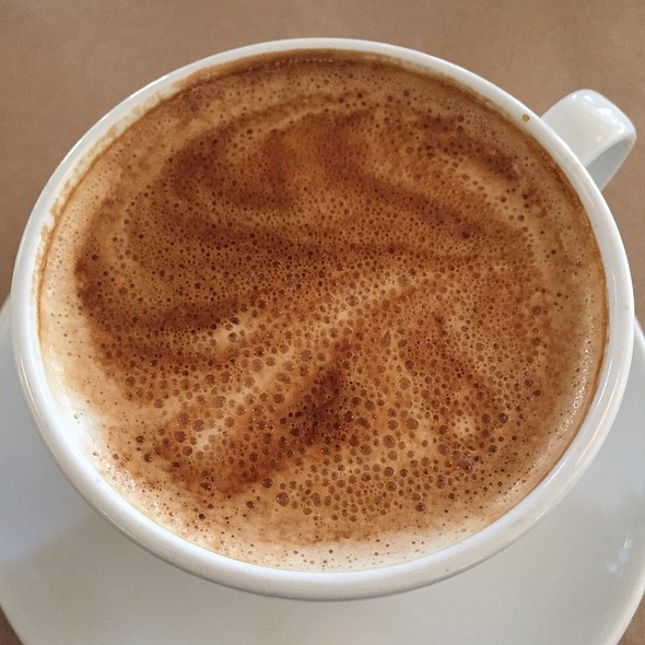 Cappuccino - Mayfield Bakery & Cafe, Palo Alto, CA