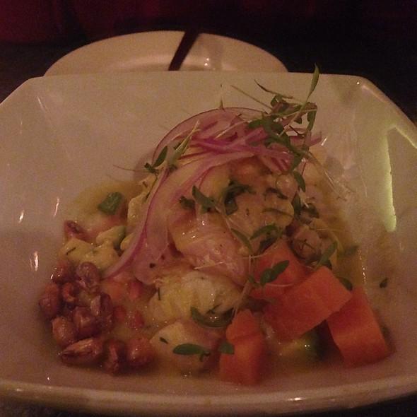 Ceviche Apaltado - Panca, New York, NY