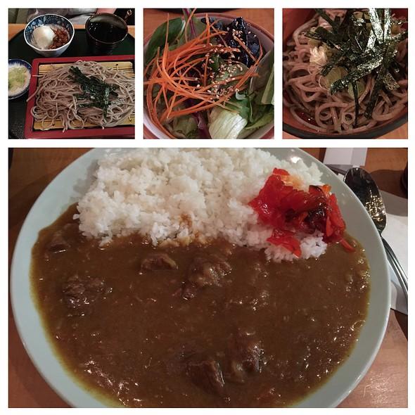 Lunch - Restaurant Soba Nippon, New York, NY