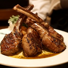 Grilled Lamb Chops - Kokkari Estiatorio, San Francisco, CA