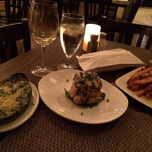Crabmeat Napoleon  - Andy's Bistro, Metairie, LA