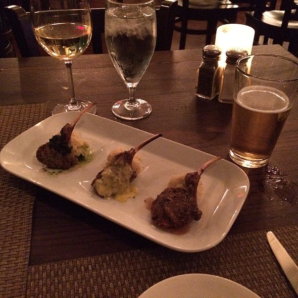 Lamb Chop Appetizer - Andy's Bistro, Metairie, LA