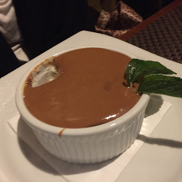 Caramel Topped Cheesecake - Jaguar, Coconut Grove, FL