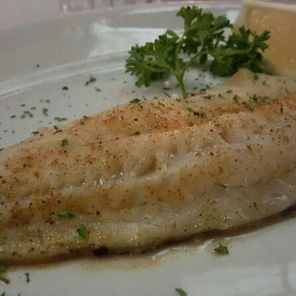 Canadian Walleye - The Mariner's Inn, Madison, WI