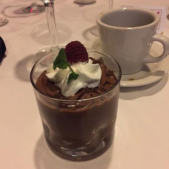 Chocolate Moouse - Morton's The Steakhouse - San Jose, San Jose, CA