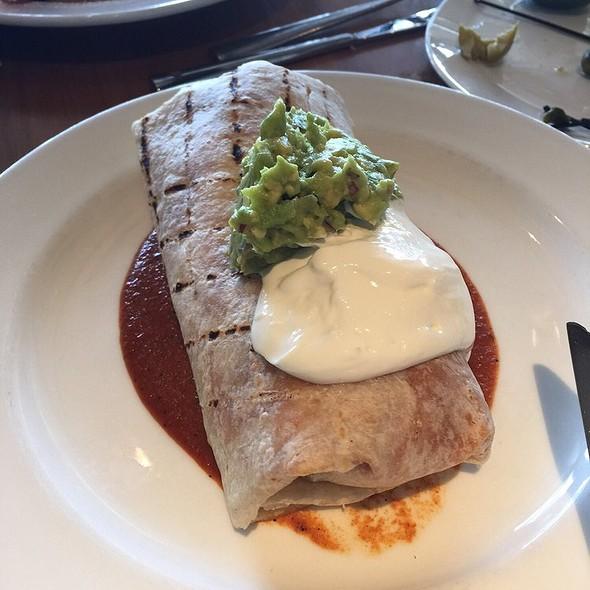 Breakfast Burrito - BALEENkitchen, Redondo Beach, CA