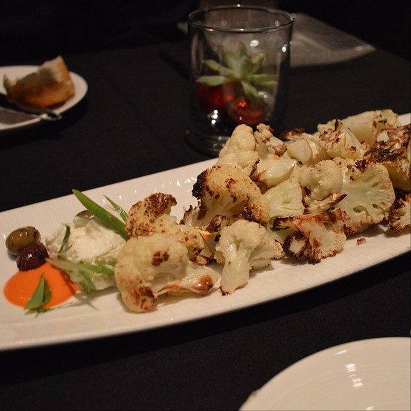 roasted cauliflower - Etch, Nashville, TN