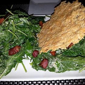 Kale Caesar Salad - Park Avenue Grill - Skirvin Hilton, Oklahoma City, OK