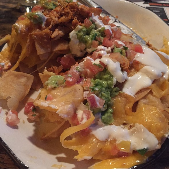 Chicken Nachos - Warren 77, New York, NY