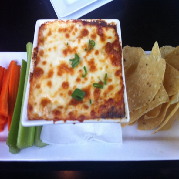 Spicy Chicken Queso Dip - Room 38, Columbia, MO