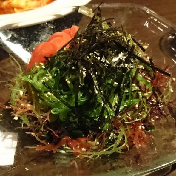 Seaweed salad - Wann Japanese Izakaya, Seattle, WA
