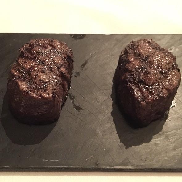 Lone Mountain Wagyu Filets - Alexander's Steakhouse - SF, San Francisco, CA