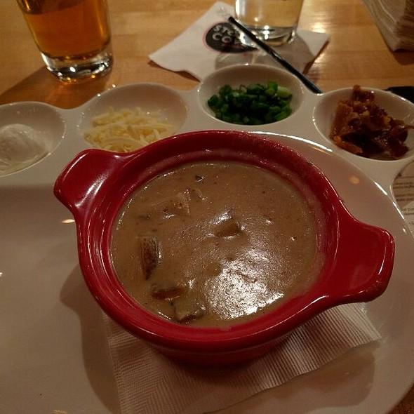 Baked Potato Soup  - Stone's Cove KitBar, Herndon, VA