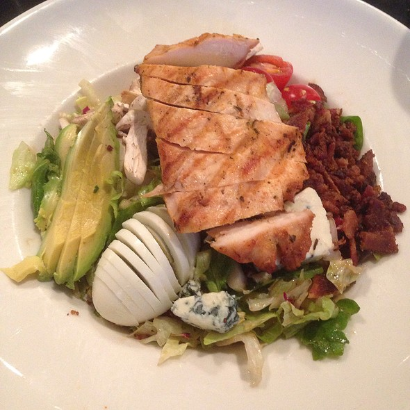 Grilled Chicken Cobb Salad - Max's Opera Cafe, San Francisco, CA