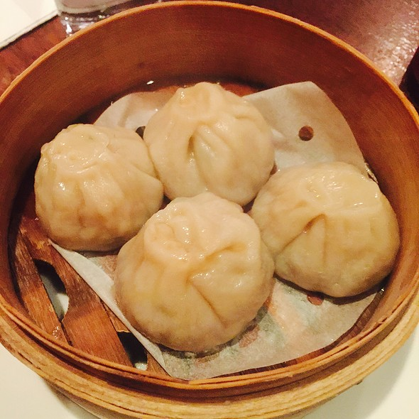 General Tso's Soup Dumplings - Sampan - Philadelphia, Philadelphia, PA
