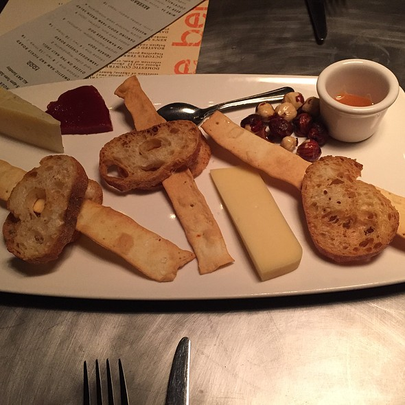 Cheese Board (3 Selection: Iberico + Cotswold + Tomme De Savoie) - The Bent Brick, Portland, OR