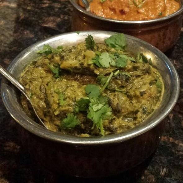 Saag Paneer - Little India Restaurant - Downtown, Denver, CO