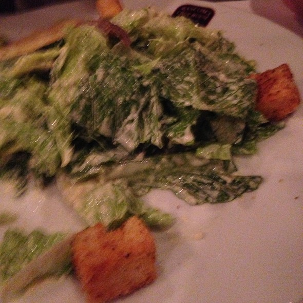 Caesar Salad - Bascom's Chop House, Clearwater, FL