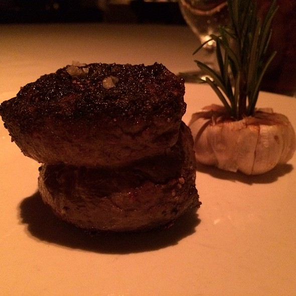 8Oz Filet Mignon - Strip House - Las Vegas, Las Vegas, NV