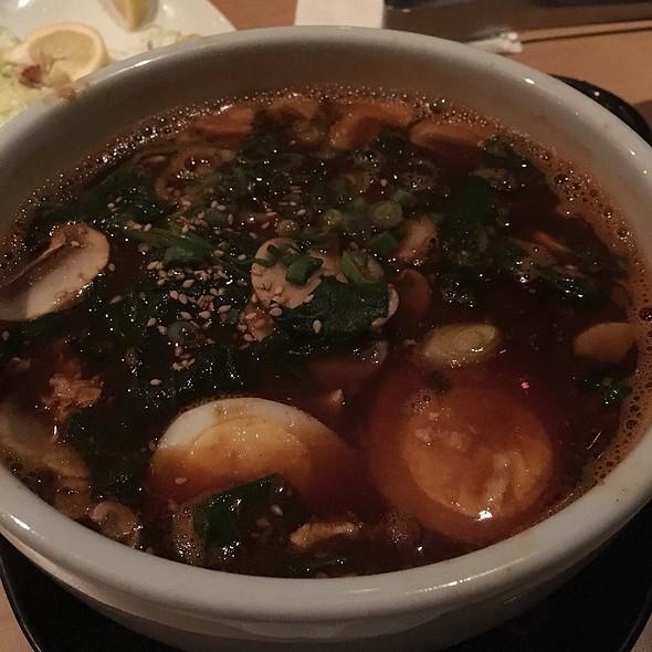 Ramen Noodles with Kalbi Beef - Gyu-Kaku - Beverly Hills, Beverly Hills, CA