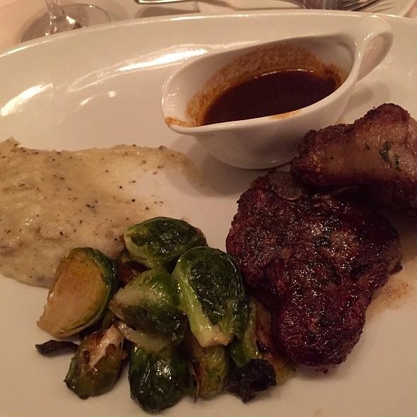 Lamb Special - Isabella's, New York, NY