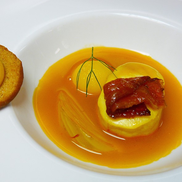 Soupe de Roche - Chef Mavro, Honolulu, HI