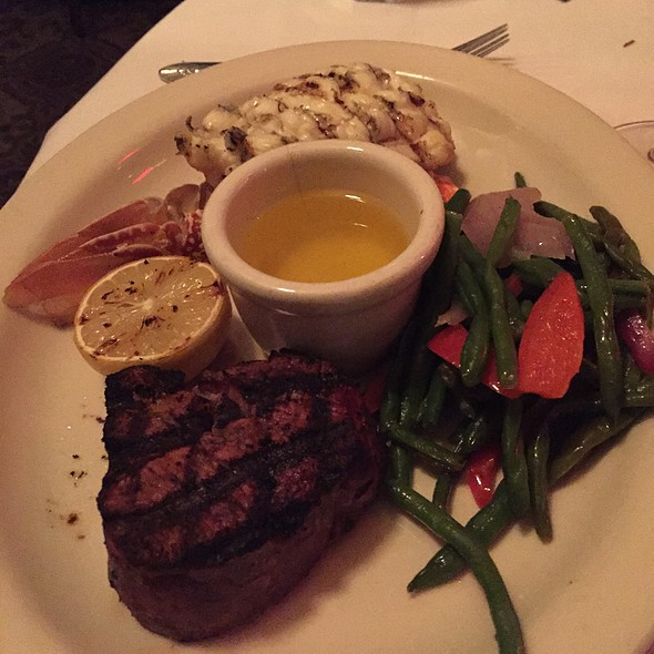 Surf & Turf - St. Elmo Steak House, Indianapolis, IN