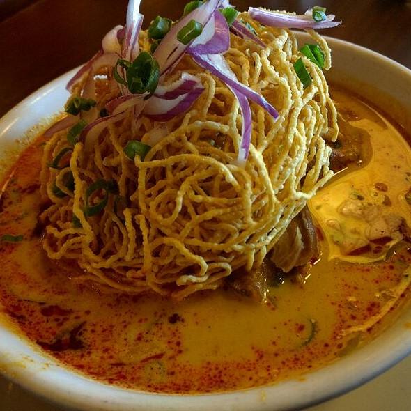 Khao Soi - Aloy Thai Cuisine, Boulder, CO