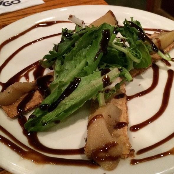 Roasted Pears & Pecan Crisps - Cafe Tu Tu Tango - Orange, Orange, CA