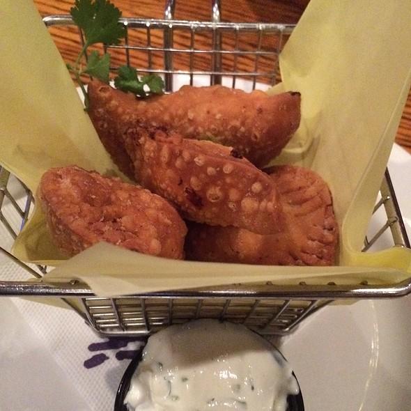 Picadillo And Cheese Empanadas - Cafe Tu Tu Tango - Orange, Orange, CA