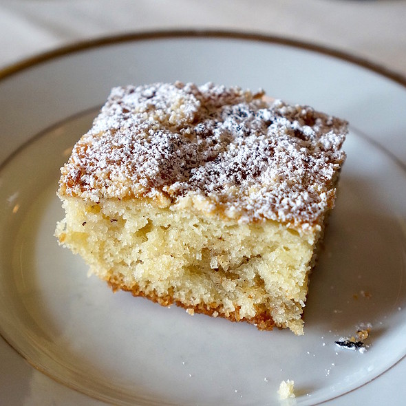Coffee Cake - North Pond, Chicago, IL