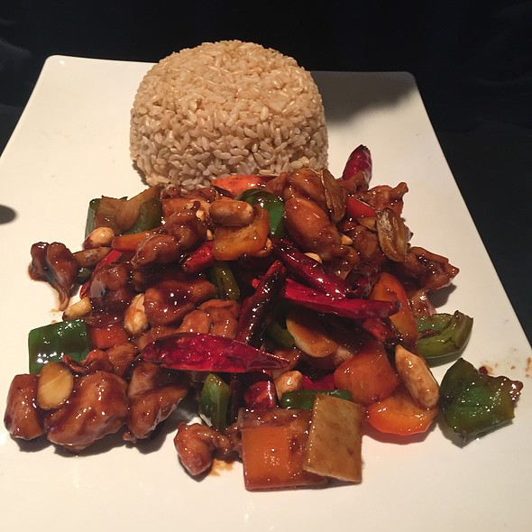 Kung Pao Chicken - Jane G's, Philadelphia, PA