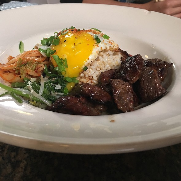 Korean  Style Beef - Ryan's Grill, Honolulu, HI