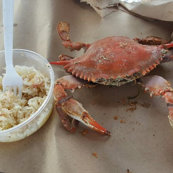 Ms. Apple's Crab Shack Menu - Merritt Island, Florida ...