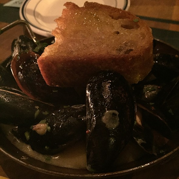 Mussels - The Optimist, Atlanta, GA