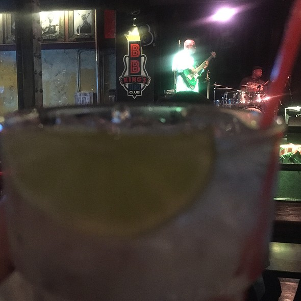 Gin & Tonic - B.B. King's Blues Club - Memphis, Memphis, TN